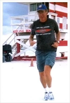 Image of runner Taxman