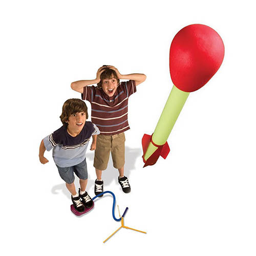Image of a stomp rocket
