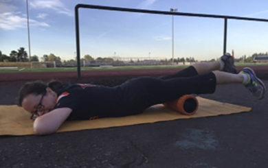 quad compression exercise