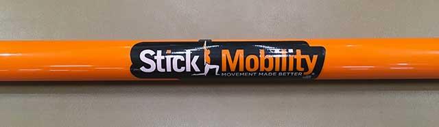 Image of Stickman moving stick